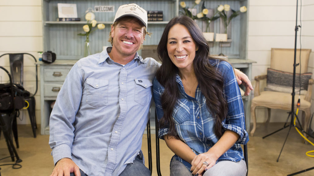 Chip and Joanna Gaines Network