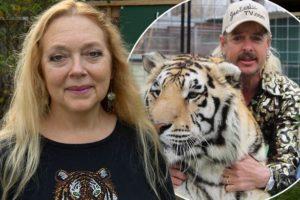 Tiger King Carol Baskin