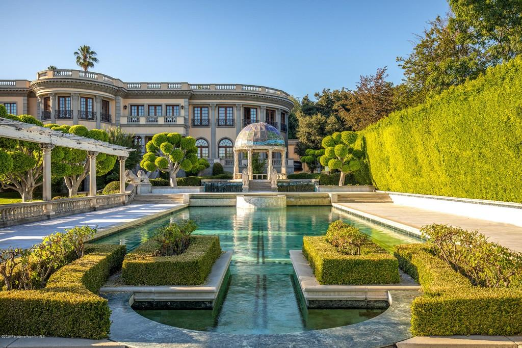 Pasadena's Most Expensive Home
