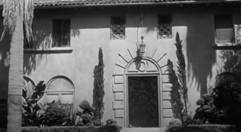 iconic Whatever Happened to Baby Jane house