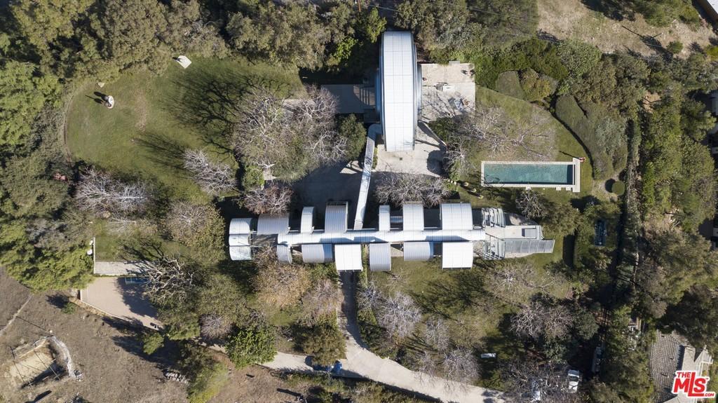 Malibu space station house Milton Sidley House