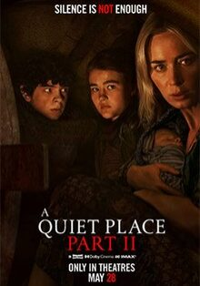 A Quiet Place Part 2 Review