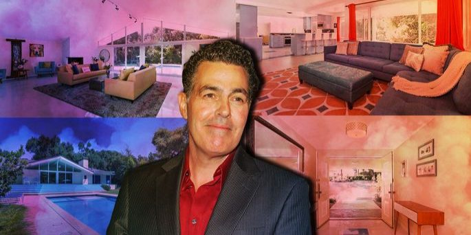 Adam Carolla home renovation
