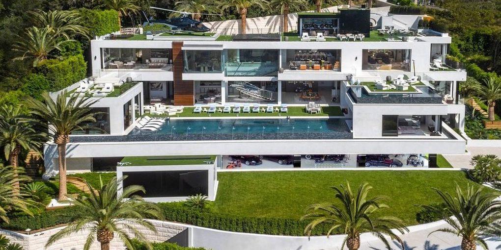 Billionaire exterior