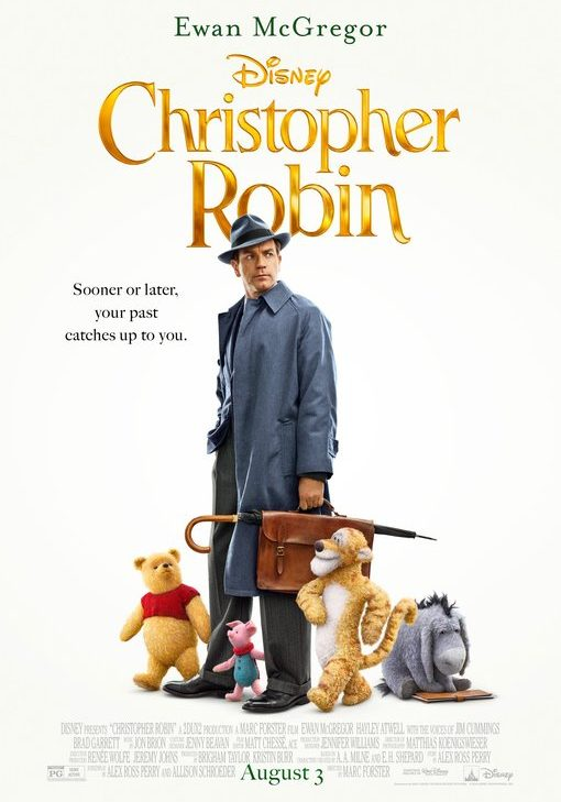Disney's Christopher Robin Review