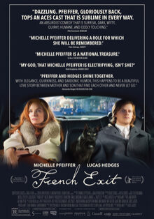 French Exit review