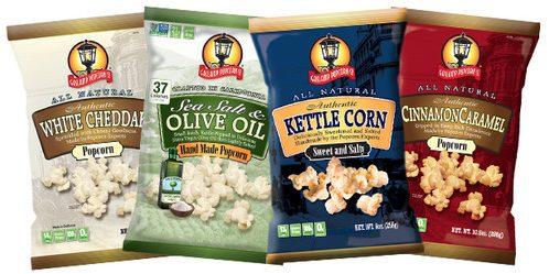 Gaslamp Popcorn malibu mix