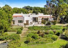 Hemsworth brothers Malibu home