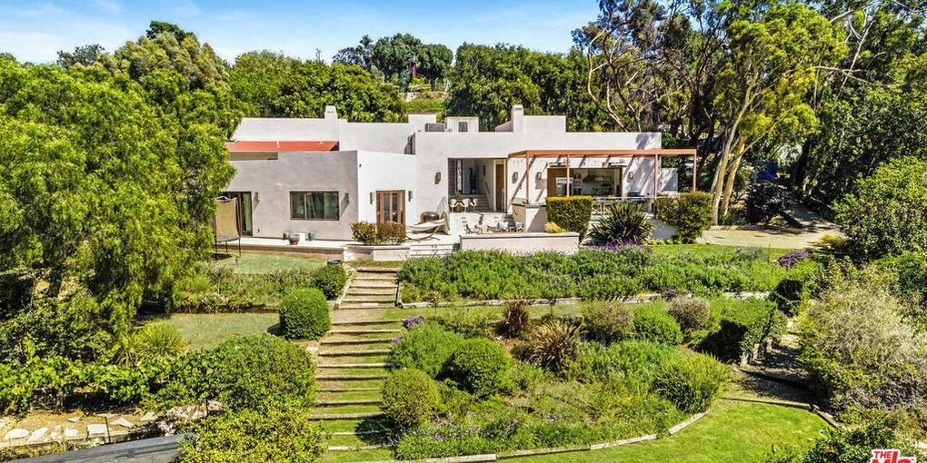 Hemsworth brothers Malibu home