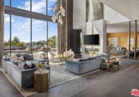 John Legend and Chrissy Teigen house