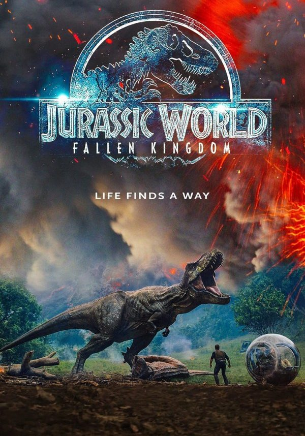Jurassic-World-Fallen-Kingdom-Review Poster