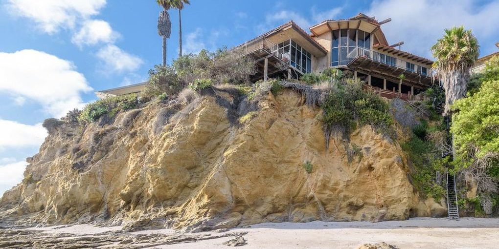 Laguna Beach Cliff House