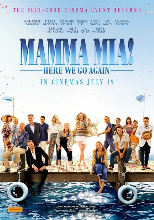 Mama Mia! Here We Go Again Review