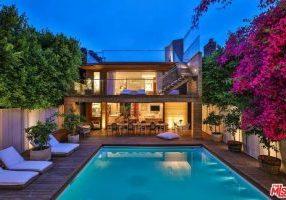 Pamela Anderson Malibu Beach House