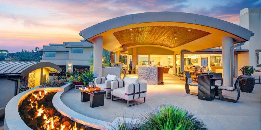 Celebrity Chef home fire