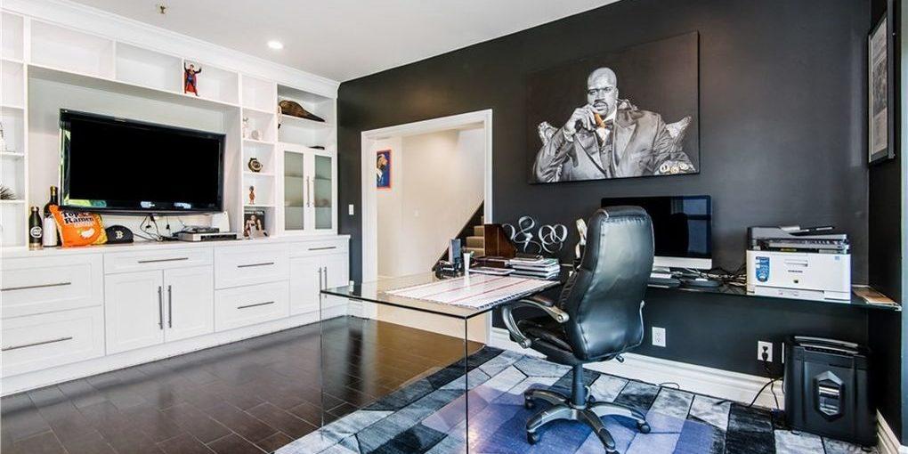 Shaq's house celebrity home