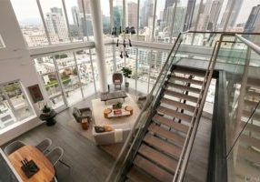 Glamorous LA Penthouse As Seen On TV