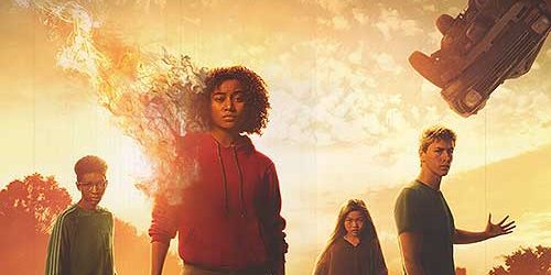 The darkest minds review poster