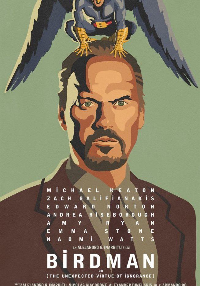 birdman poster