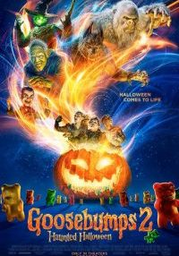 GOOSEBUMPS 2: A Haunted Halloween Review