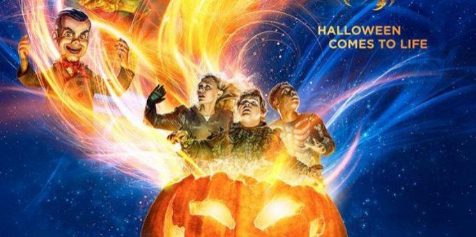 GOOSEBUMPS 2: A Haunted Halloween Review
