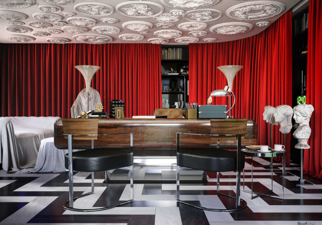 What it Would Look Like if These Famous Directors Designed Your Home Office