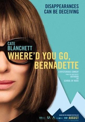 Where'd You Go Bernadette review