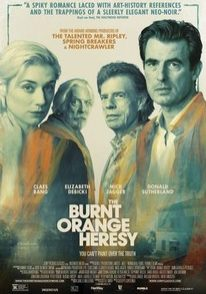The Burnt Orange Heresy review